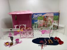 Barbie Reitstall Corral für Blinking Beauty 80er Vintage 1987