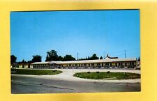 St Ignace,Mi Michigan Collin's Motel Francis & Mary Collins