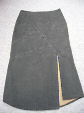 George Denim Patternless Skirts for Women