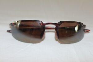 Maui Jim 409-10 Kanaha Polarized semi rimless Sunglasses
