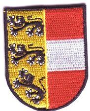 Kärnten  Österreich  Wappen  Aufbügler,Aufnäher,Coat