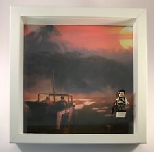 LEGO Minifigura Display Frame inesplorato Nathan Drake tema tra cui minifig