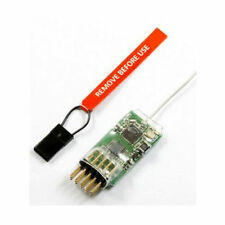 4100E 2.4G 4-Channel Micro Receiver For JR / SPEKTRUM DSM2 / DSMX  Transmitter