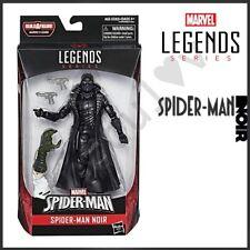 SPIDER-MAN NOIR 2018 Marvel Legends BAF LIZARD Wave