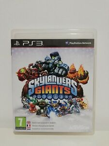 Skylanders Giants PS3 Playstation 3 Game Disc Mint Game Only Free Postage