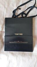 small TOM FORD black gift bag