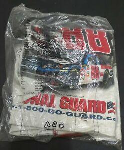 VNTG Mens Medium Dale Earnhardt JR National Guard Tshirt And Pen 88 NOS 2008