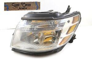 FACTORY OEM   2008-2009 Ford Taurus Halogen Headlight (Left/Driver)