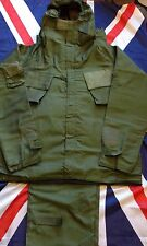 Set Of Six Nbc Suits Large Olive Green