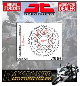Honda H100 SD,S2G,SJ  84-93 JT Rear Sprocket JTR269