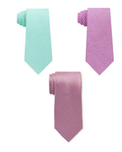 Michael Kors Silk Ties Mens Designer Dress Authentic MK Fashion Classic Neck Tie