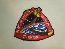 NASA Space Shuttle Mission STS-48 UARS Discovery Embroidered Iron On Patch