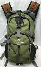 TETON Sports Oasis 1100 Hydration Pack Backpack Green (BLADDER NOT INCLUDED)