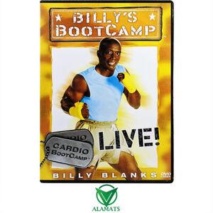 Billys Bootcamp DVD [T]
