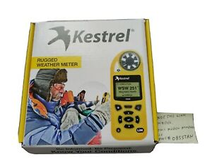 Kestrel 5500 Weather & Environmental Meter - Dealer - DESERT TAN - PN# 0855TAN
