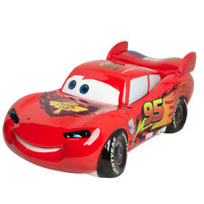 Lightning McQueen Ceramic Cookie Jar with Lid Disney Pixar Cars Kids Collectible