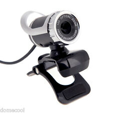 USB 50 Megapixel HD Camera Web Cam 360 Degree with MIC for Desktop Computer PC