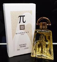 Mini Eau Toilette ✿ GIVENCHY PI pour HOMME ✿ Perfume Parfum (5ml. = 0.17 fl.oz)
