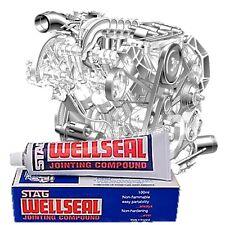 Classic Car Stag Wellseal 100ml Head Gasket Engine Block Cylinder Shim Sealant