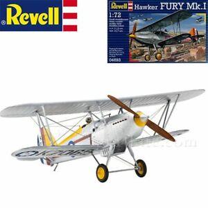 Revell 04693 Hawker Fury Mk.I 1/72 scale plastic model aircraft kit