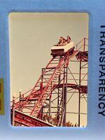 Lot Of 8 Vintage 35mm Color Slides- Cedar Point, OH 1975. Rides Ferris Wheel