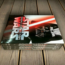 Star Wars Saga Movie Episodes Season 1-9 Complete 15 DVD Set Collection 1-8+9