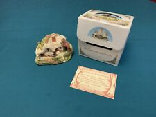 Fraser Creations Springbank Cottage Mint In Box