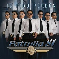 Te Pido Perdon 2010 by Patrulla 81 . EXLIBRARY *NO CASE DISC ONLY*