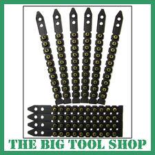 BLACK STRIP CARTRIDGES / SHOTS / CAPS FOR HILTI DX450, DX 450 PACK 100