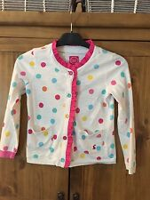 Joules Girls' 100% Cotton Jumpers & Cardigans (2-16 Years)