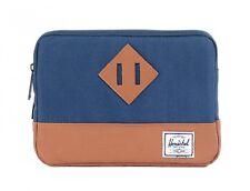 Herschel Custodia Per IPad Heritage Sleeve for iPad Mini Navy / Tan