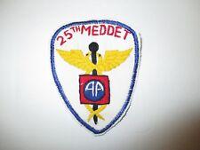 b7898 US Army Vietnam 82nd Airborne Division 25th Medical Detachment IR37C