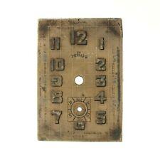 TELLUS 581 B - CORTEBERT 661 : Quadrante - Dial  18,4x26,3 mm