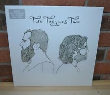 TWO TONGUES - Two, Limited Tour Edition 180 Gram WHITE VINYL New & Sealed!