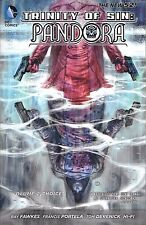 Trinity of Sin: Pandora Vol 2: Choices by Fawkes, Portela & Derenick 2014 TPB DC