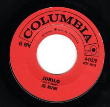 """Joe Maphis Columbia 4-41579 """"JUBILO"""" (GREAT ROCK N ROLL) 45 RECORD"""