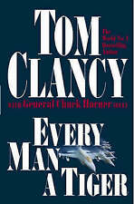 Every Man a Tiger (Commanders), Horner, Chuck & Clancy, Tom, Used; Good Book