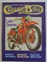 Classic Bike Magazine. March 1982. DKW racer. 500 Rudge Special. Ariel HT500.