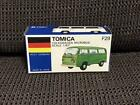 Blue Box Tomica No.F29 Volkswagen Microbus (Made in Japan)