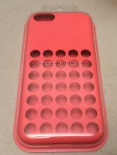 Genuine Apple Case for iPhone 5c Mf036zm/a - Pink