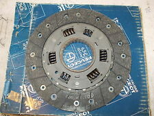 DISCO FRIZIONE PEUGEOT 204 304 DIESEL ORIGINALE CLUTCH DISC GENUINE PEUGEOT