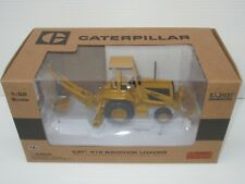 CAT 416 BACKHOE LOADER, 1:32 Scale by NORSCOT, NEW CONSTRUCTION DIGGER, #55271