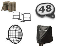 Genuine Royal Enfield Classic 500cc Accessories Accessory Combo Pack 4 Pcs