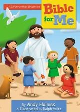 Bible for Me: 12 Favorite Stories-ExLibrary