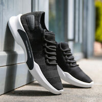 black casual mens sports shoes brand new
