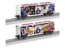 """Lionel 6-83788 Uncle Sam """"Enlist Now"""" Boxcar 1ST TIME BEING DONE USA"""