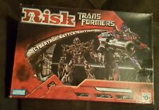 Risk Transformers Cybertron Battle Edition Board Game - FREE SHIPPING!
