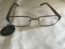 Remaldi designer Reading Glasses Frame Munich + 2.0