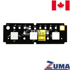 Genie 82456, 82456GT - NEW Genie S60 Platform Control Decal -STOCKED IN CANADA!!