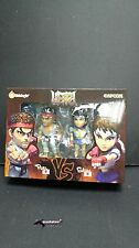 [in stock] Kidslogic GM01 Ultra Street Fighter IV Ryu VS Sakura Figure Set